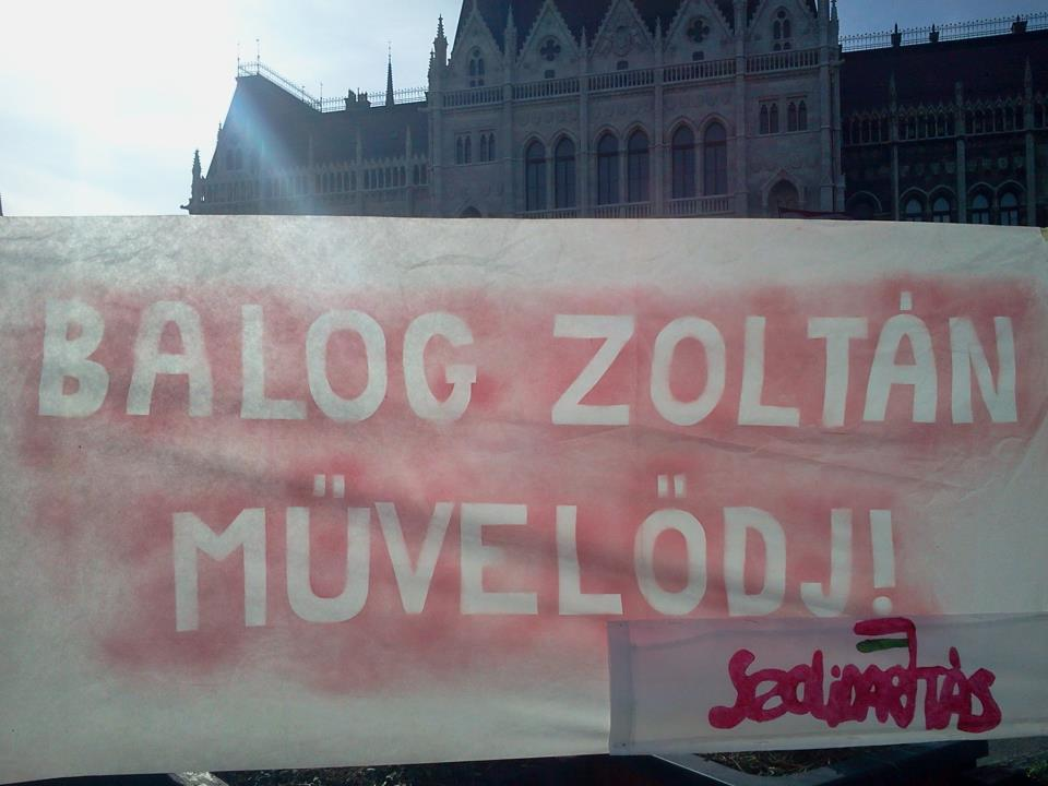 A Szolidaritás nyílt levele Balog Zoltánhoz