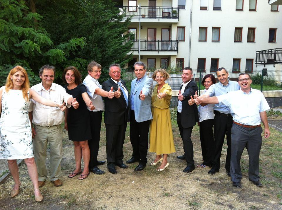 A Magyar Szolidaritás Mozgalom 2013. július 20-án megtartotta tisztújító közgyűlését