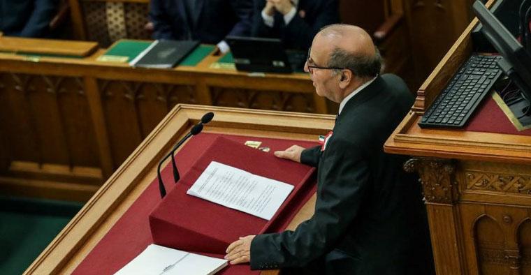 Dr. Majtényi László beszéde a Parlamentben 2017. március 13-án