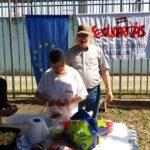 A Szolidaritás Mozgalom a XV. kerületi majálison
