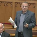 Nem élhetünk félelemben – Székely Sándor interpellációja a Parlamentben